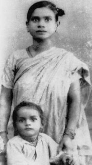 samy and his mother