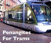 Penangites for Trams